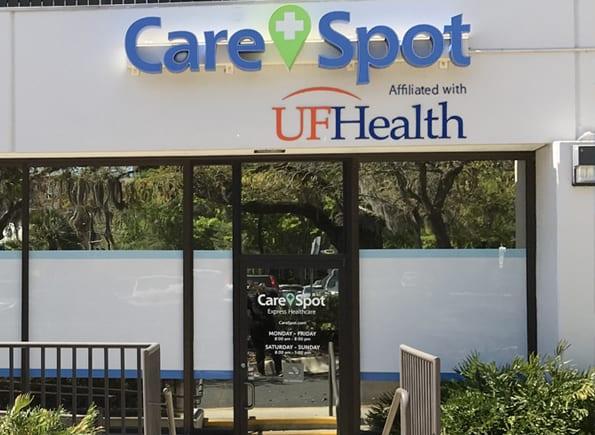 Urgent Care Gainesville FL   Walk In Clinic   CareSpot
