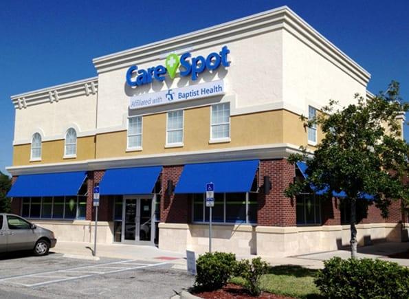 Urgent Care Jacksonville | Beach Blvd. Clinic | CareSpot