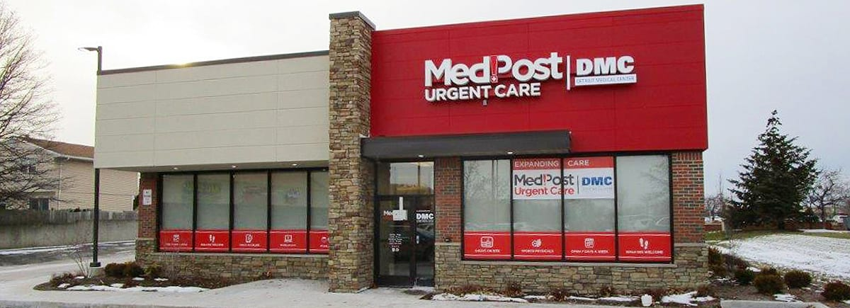 Urgent Care Nearby Canton | Walk-In Clinic | MedPost