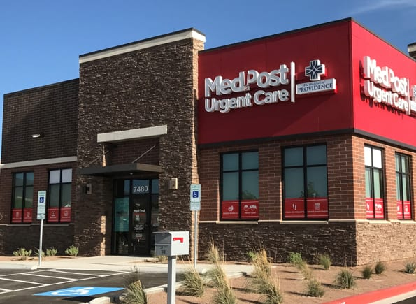 Urgent Care Nearby El Paso - Cimarron | Walk-In Clinic | MedPost