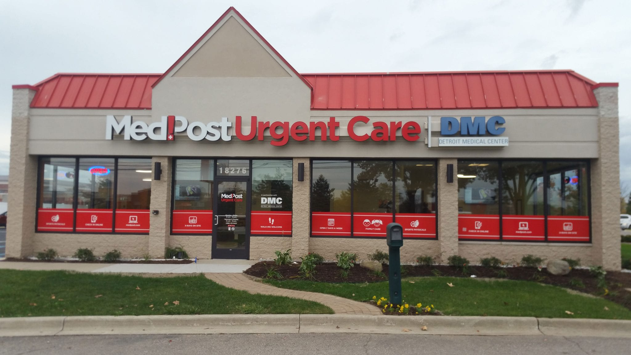 Urgent Care Nearby Clinton Township | Walk-In Clinic | MedPost