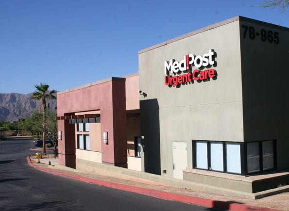Urgent Care Nearby La Quinta | Walk-In Clinic | MedPost