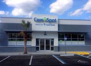 Urgent Care | Orange Park, FL Walk-In Clinic | CareSpot