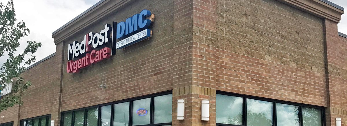 Urgent Care Nearby Southfield | Walk-In Clinic | MedPost
