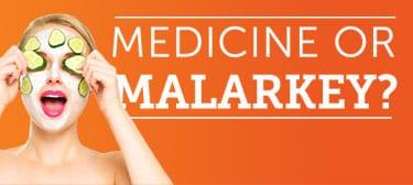 Medicine Or Malarkey Anti Aging Remedies At Home Carespot